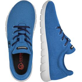 Giesswein Merino Wool Runners Heren, cobalt